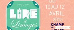 Lire à Limoges 2015