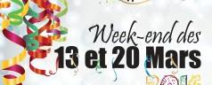 Mi-Carême de Chagny – 19 et 20 mars