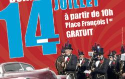 14 juillet à Cognac