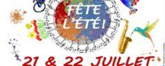 Fête de l'été à Roumazières-Loubert
