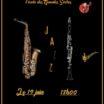 Prestation musicale de lécole des Gueules Sèches