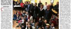 Un orchestre à l'école Léon-Berland
