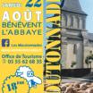 Les Moutonnades de Bénévent l'Abbaye