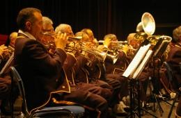 Concert avec l'Harmonie Municipale